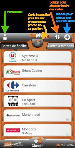 Carte Carrefour Virtuelle.Fidme Le Portefeuille Virtuel Qui Gere Nos Cartes De
