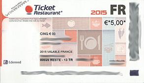 Ticket Restaurant Et Employeur